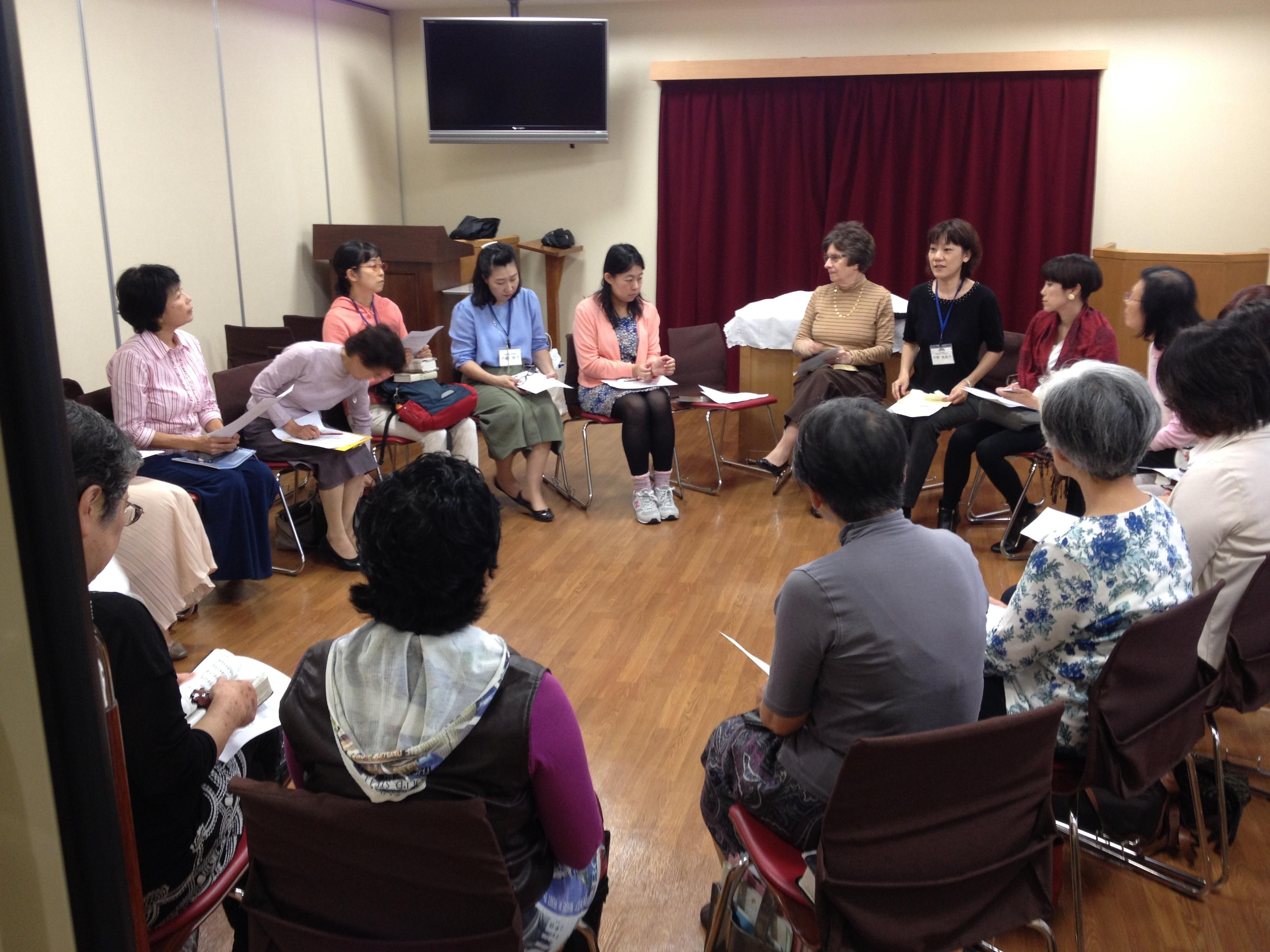 Josephine Class at Ochanomizu