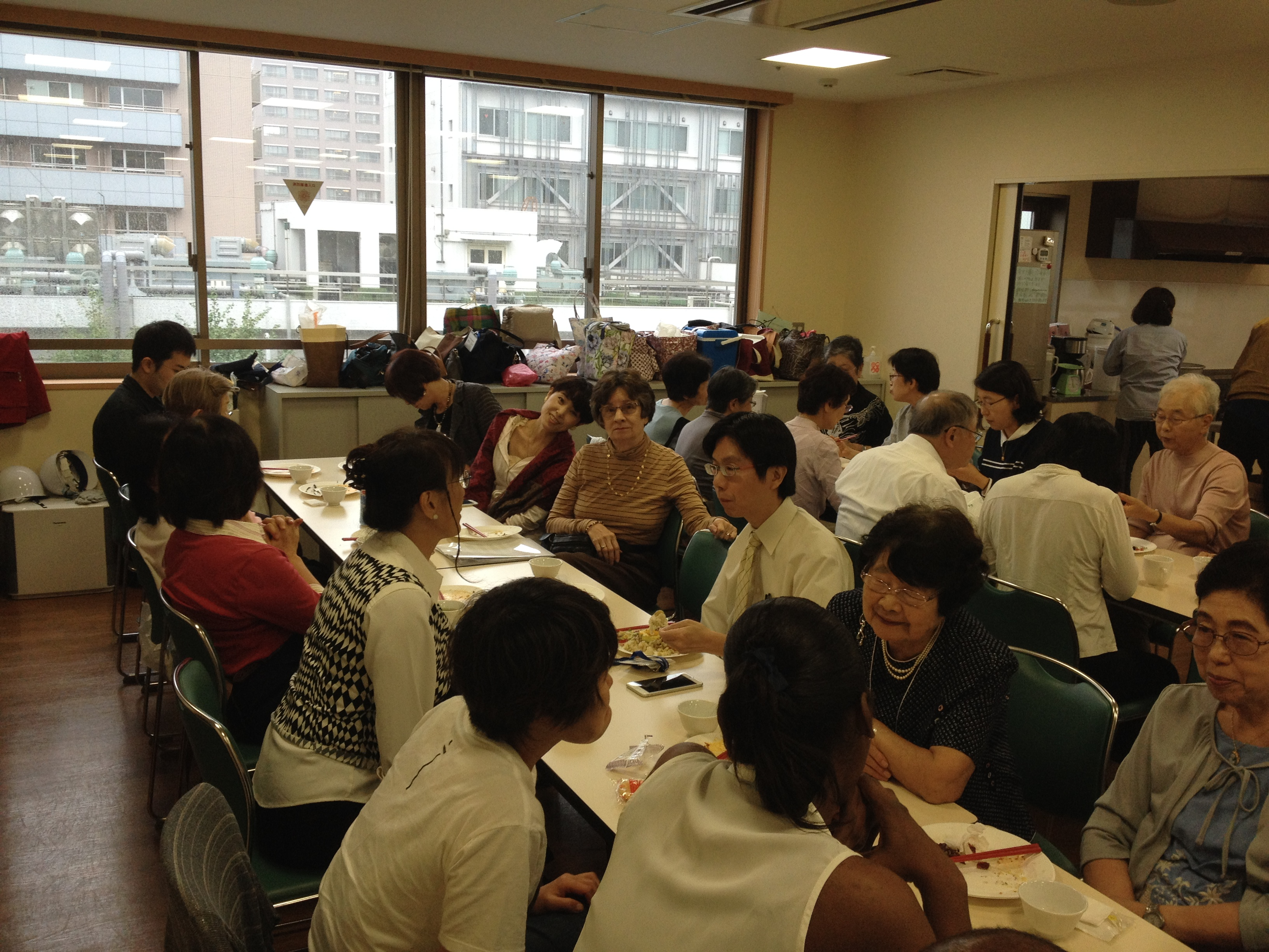 Ochanomizu fellowship Meal