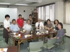 Fellowship time after JSE lesson at Tachikawa