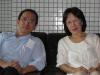 Nao and Noriko Fukushima