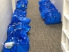 Bags in Hall closeup