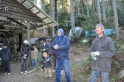 Hideki Ataka to the right