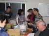 Helping with onigiri, rice balls