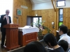 Worship with the Haruna congregation in Gunma