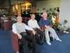 Three brothers: Dwight, Naoyoshi Fukushima (Tachikawa), Steve Carrell (Matsudo)
