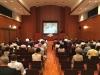 Speaking to Ochanomizu church