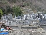 Cemetery destruction