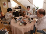 Mealtime with Hosoi Family