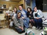 Visiting Murai Family