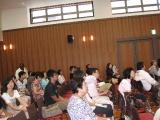 Aug 15 morning worship of Ochanomizu church