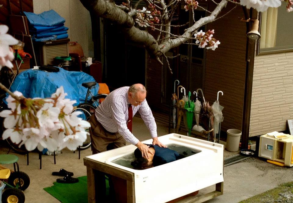Shigeyuki\'s baptism 3