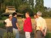 Taking a walk with Joel, Gaku, and Hiro while in Mito