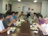 Lunch following class at Tachikawa