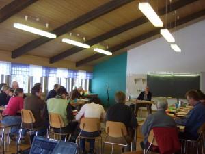Seminar at Eriz with Philip Slate