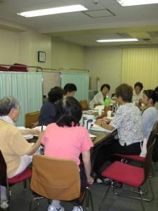 Ladies' Class at Ochanomizu, Aug 29 '09.