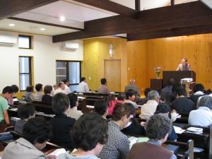 Shizuoka Area Church Retreat, Oct 12 '09.
