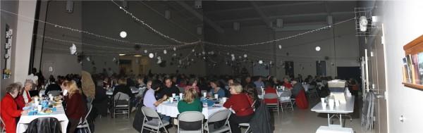Holiday Dinner - December 13, 2009