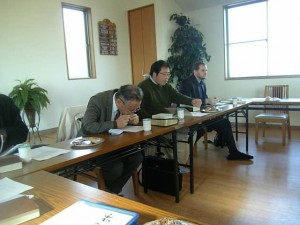Monthly ministers and missionaries meeting