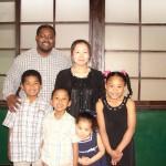 Ken and Etsuko Hysten family - Oct 2012