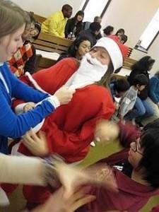 English Christmas Party 1
