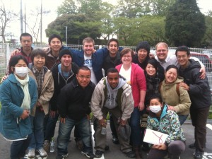 Team from Mito and Other Churches