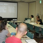 Wednesday night class at Ochanomizu