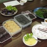 Meal following Thursday Class at Tachikawa