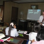 """Lesson for Matsudo Church, """"Evangelism Without Words"""""""