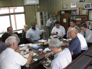 Tokyo west ministers' meeting; Matsudo, Chiba