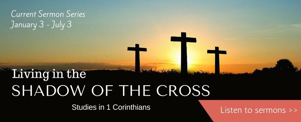 Shadow of the Cross – Listen