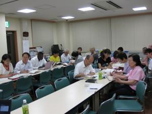 Ochanomizu Wednesday night Bible Class