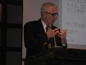 Tachikawa church sermon