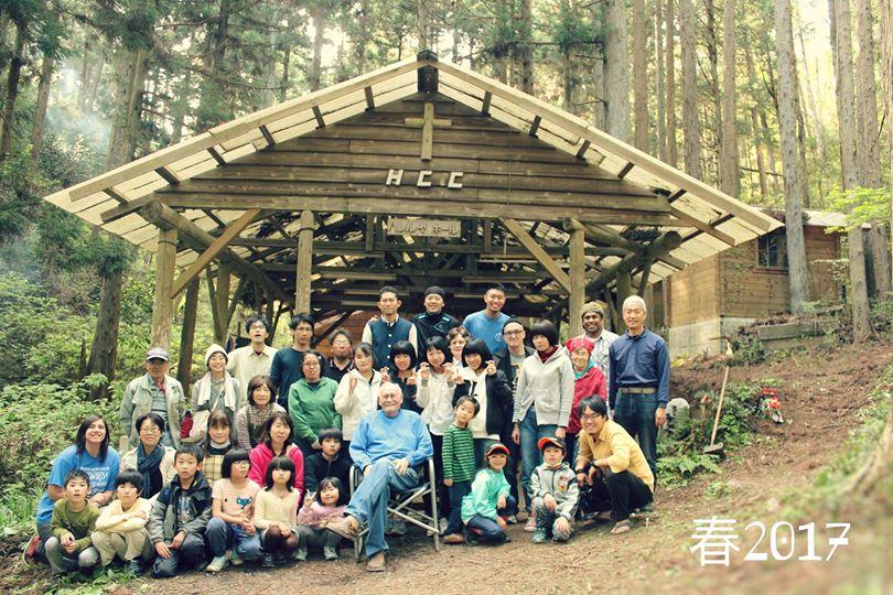 Spring 2017 Hitachi Christian Camp