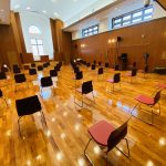 Limiting attendance at Ochanomizu church