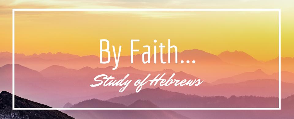 Hebrews Sermon Slide